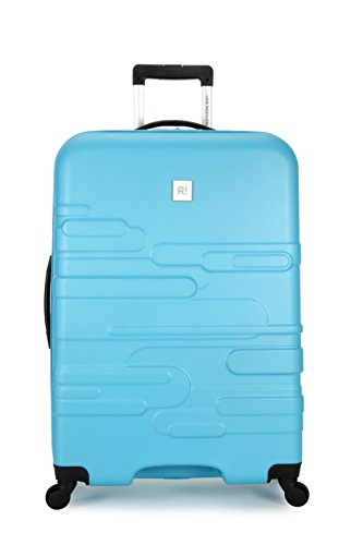 REVELATION Finlay 2 Wheel 55cm Cabin case Turquoise 2.7kg Maleta, 55 cm, 36 liters, Azul (Turquoise)