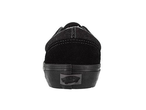 Vans  M Era Pro, Chaussures de skateboard pour homme Black/black/asp