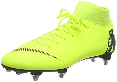 Nike Unisex-Erwachsene Superfly 6 Academy Sg-pro Fußballschuhe, Grün (Volt/Black 701), 41 EU