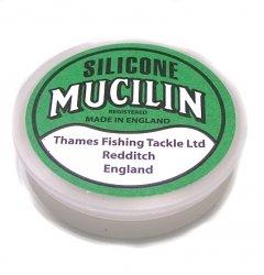 Graisse Mucilin vert pour soies et bas de ligne