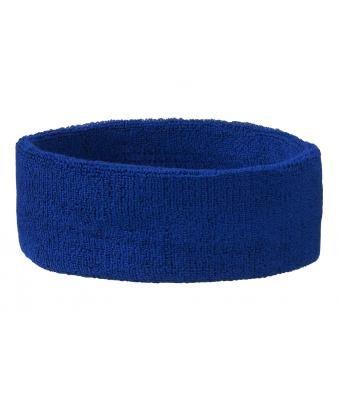 MB Stirnband, Frottee, 15 Farben Blau königsblau One Size up to 60cm (Frottee-stirnband Blaue)