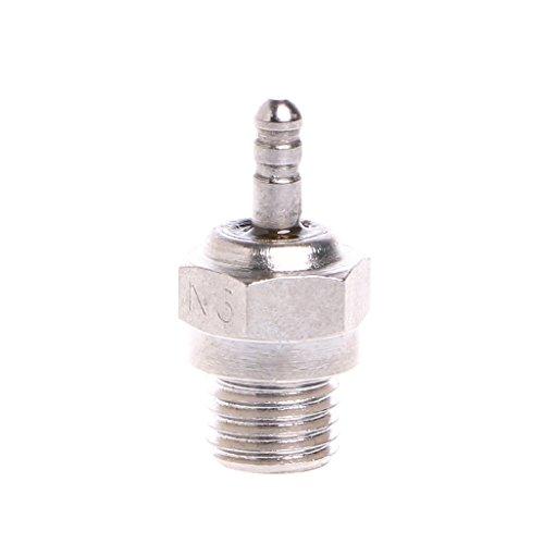 HSP N3N4Glow Plug 70117per telecomando RC Nitro Cars Model 4C motori