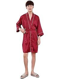 a4dca34f3c Amazon.it: Rosso - Vestaglie e kimono / Pigiami e abbigliamento da ...