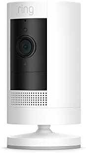 Ring Stick Up Cam Battery | HD security camera with Two-Way Talk, Works with Alexa | With 30-day free trial of