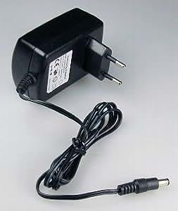 uni trafo 24 volt 24v netzteil trafo netzger t transformator f r led strip 1a 24 watt amazon. Black Bedroom Furniture Sets. Home Design Ideas
