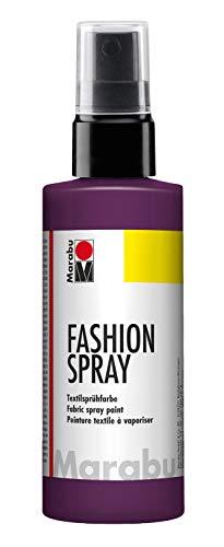 Marabu 171950039 - Fashion-Spray, 100 ml, aubergine
