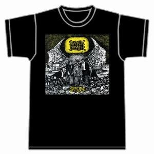 Napalm Death T-shirt (Scum) black Extra Large