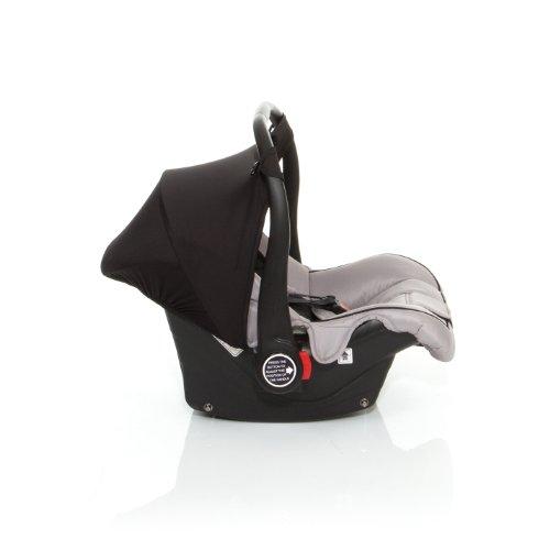 Preisvergleich Produktbild Circle by ABC Design Imola Gruppe Babyschale 0+ grey-black
