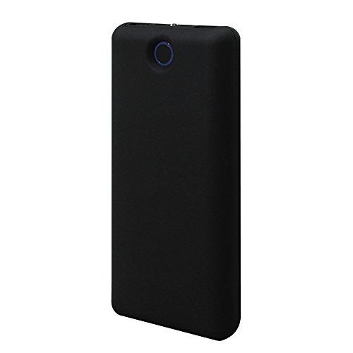 Steelboxx 35000mAh Power Bank Externes USB Ladegerät Smartphone Zusatz Akku 405206 schwarz