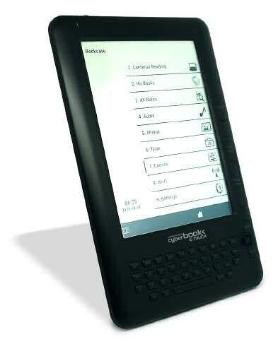 18 - BestBuy Cyberbook E-Touch 6