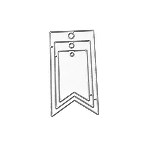 Kalttoy Toy fría Scrapbooking-Troquel perforación