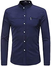 Amazon.fr   Chemises - T-shirts, polos et chemises   Vêtements ... 065c1a634c74