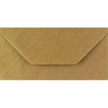 220 x 110mm Cream or White Cardmaking Crafting 40 x DL Envelopes Gummed