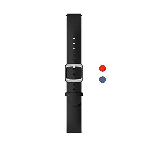 Nokia Gesundheit Silikon Armband L schwarz