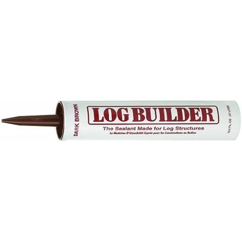 Sashco 45143 Log Builder Chinking, 29-Ounce Cartridge, Tan by Sashco