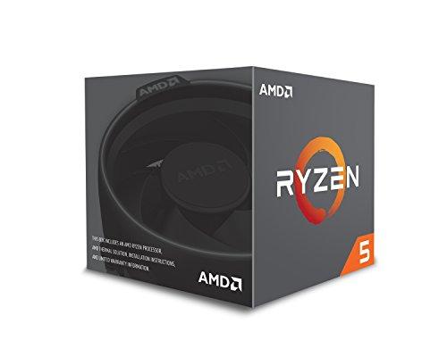 AMD YD2600BBAFBOX Prozessor RYZEN5 2600 Socket AM4 3.9Ghz Max Boost, 3,4Ghz Base+19MB