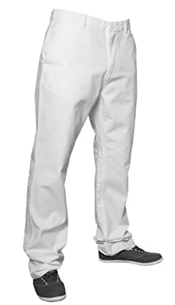 TB264 'Urban Classics' Chino Pants (Various Colours), Größe:28;Farbe:white