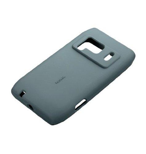 Nokia CC1005NOIR Étui en silicone pour Nokia N8 Noir, occasion d'occasion  Livré partout en Belgique
