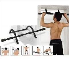 TGS The GURU Shop Door Iron Gym Extreme Pull-Up Bar, Gym Chin Up Bar for Work Out