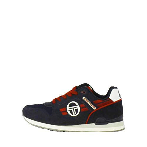 Sergio Tacchini Baskets Son C Authentic - Ref. STM823207-NAVY