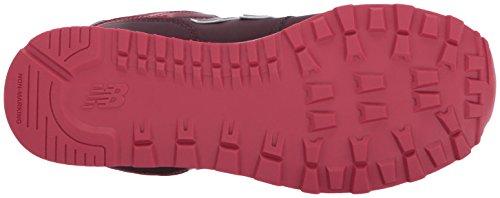 New Balance - Kl574, Sneakers per bambine e ragazze Granata