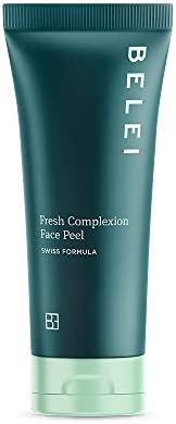 Marchio Amazon - Belei, Peeling viso pelle fresca, 75 ml