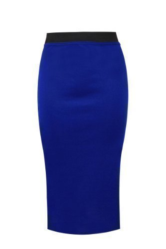 Amber Apparel -  Gonna  - Donna Blu reale