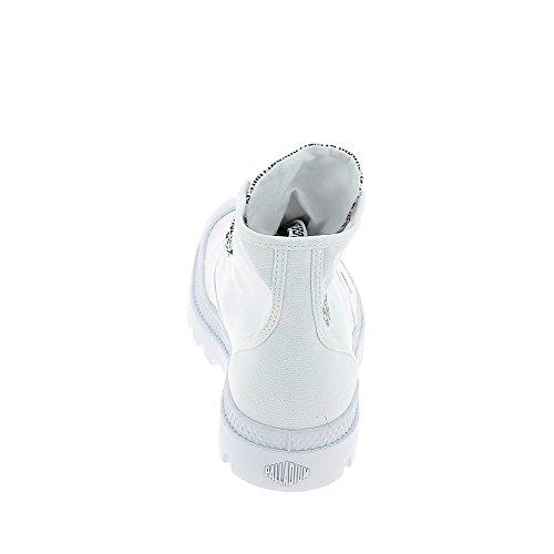 Palladium ,  Sneaker donna Bianco