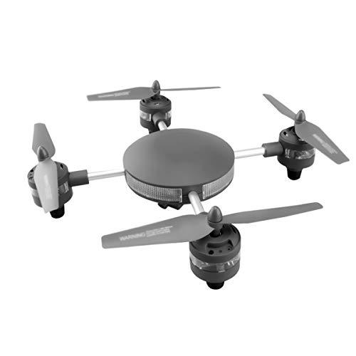 gtyw modalità drone mini drone crash proof quadcopter una chiave decollare telecamera aerea ad alta definizione traiettoria volo droni,black480p-28.5 * 28.5 * 7cm
