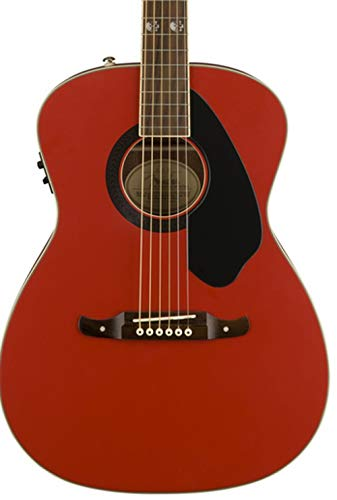 Fender artista diseño serie Tim Armstrong Hellcat, guitarra electroacústica de concierto