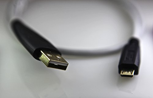 CNCT USB Micro Cable 3 M (USB 2.0 A MALE TO MICRO USB MALE 10 ft) For Mobiles and Tablets from HTC - Google NEXUS - Sony - Samsung - LG - Moto G - Moto X - Moto E and USB 2.0 HDD and Peripherals