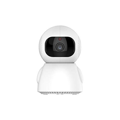 720P Überwachungskamera, Full HD wasserdicht Staubdicht Statisch WLAN Kamera Nachtsicht Home und Baby Monitor mit Bewegungserkennung, 350°Schwenkbar und Mobile App Kontrolle mit Nachtsicht