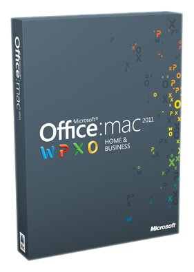 Office für Mac 2011 Home & Business (1 Pack / deutsch) (Business 2011 Mac Office)