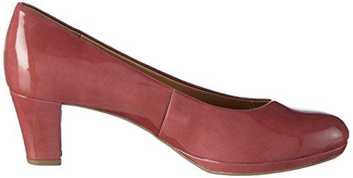Gabor Damen Pumps Rot (90 dark-rose)