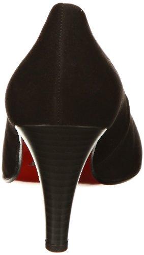 Schwarz schwarz Pumps Rot Gabor Damen Shoes 75 17 210 lfs 1160xnv
