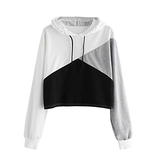 FashMind Women's Hoodies Sweatshirt