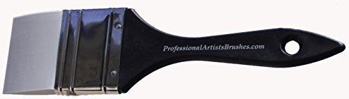 PKB Select Silikon Farbe Shapers von professionellen Künstler Pinsel. druckstabiles, Flach, scharfkantigen, Flexible Werkzeuge einzeln Oder als Sets Verkauft 2