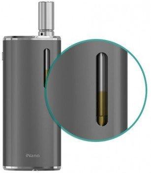iStick iNano Starter Kit Eleaf/iSmoka Farbe Silber