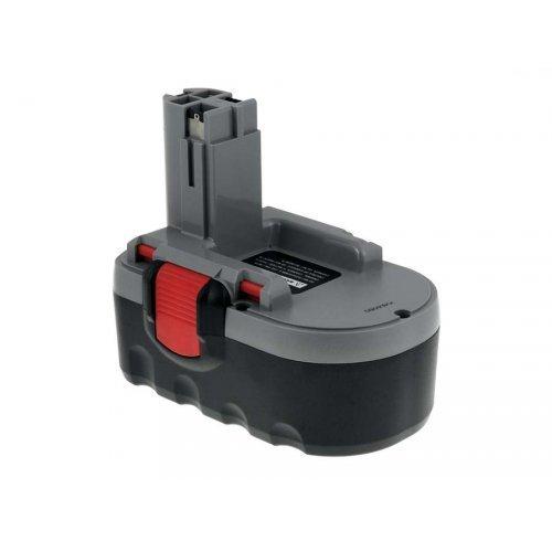 Premium Akku für Bosch Hobel GHO 18V NiMH 3000mAh O-Pack japan. Zellen, NiMH, 18V