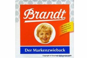 Brandt Markenzwieback 450g - Doppelpack - Sparpack