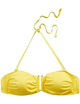 next Mujer Top De Bikini Escote Palabra De Honor Suave