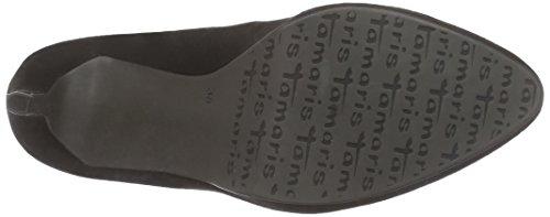 Tamaris22446 - Scarpe con Tacco Donna Nero (Black 001)