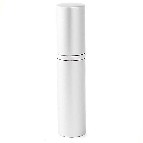 FACILLA® Vaporisateur parfum Après-Rasage auffüll Bar Métal Bouteille de Voyage Vacances 6 ml Couleur au choix