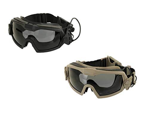 Gafas tácticas de protección con Ventilador