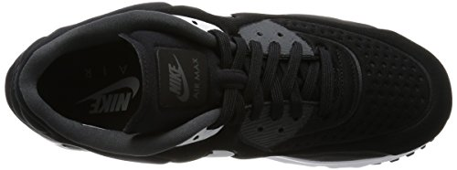 Nike Air Max 90 Ultra Se, Chaussures de Running Entrainement Homme Noir (Black/White Anthracite White)