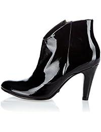 Buffalo London Zapatos abotinados  Negro EU 38