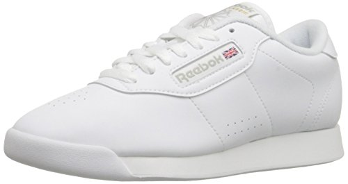 Reebok Princess, Damen Sneakers, Weiß (Int-White), 41 EU (7.5 Damen UK)
