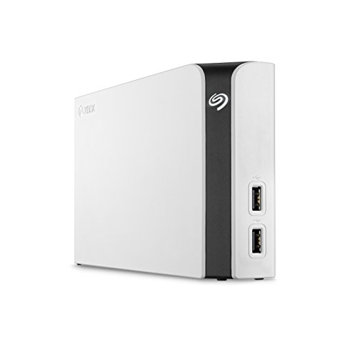 Seagate STGG8000400 Game Drive Hub 8 TB Externe Gaming Festplatte (8,89 cm (3,5 Zoll) für Xbox)