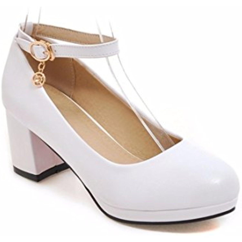 Escarpins Femme/Ouvert/Un Peu Grossier de l'automne, Chaussures Talon Chaussures B075H5RNHQ à Talons Hauts, Chaussures pour... - B075H5RNHQ Chaussures - f04554