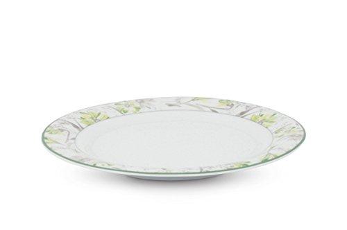 Assiette à Petit Déjeuner 21, 5 cm l'horizon marguerites Frise